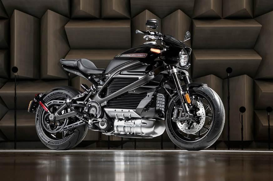 Harley-Davidson Liveweire.