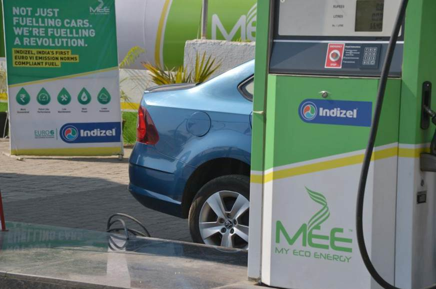 Government looking to promote alternative fuels