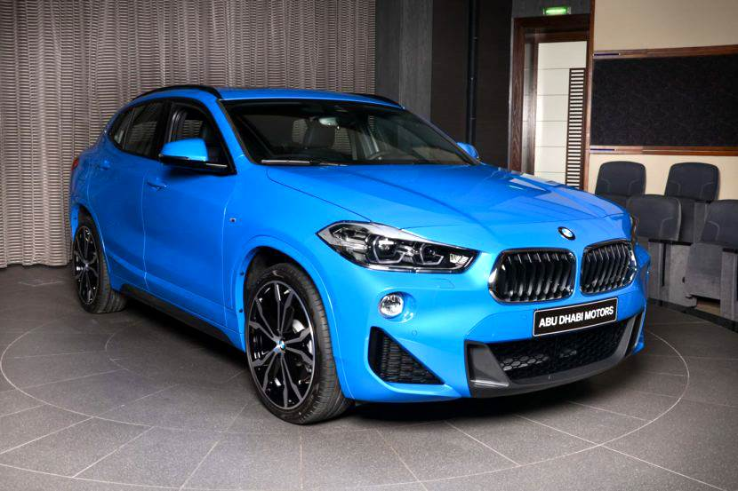 Bmw X2 M35i With 306hp Revealed Autocar India