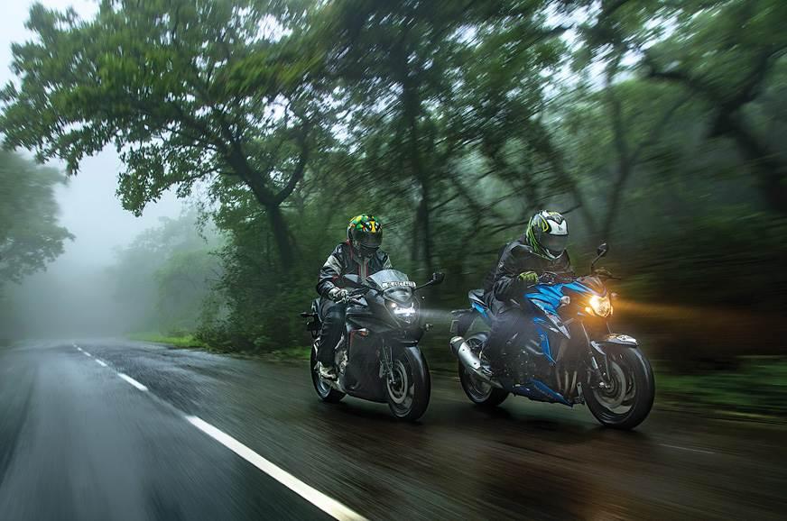 2018 Suzuki GSX-S750 vs Honda CBR650F comparison