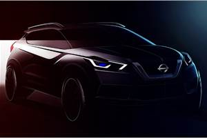India-spec Nissan Kicks sketches revealed