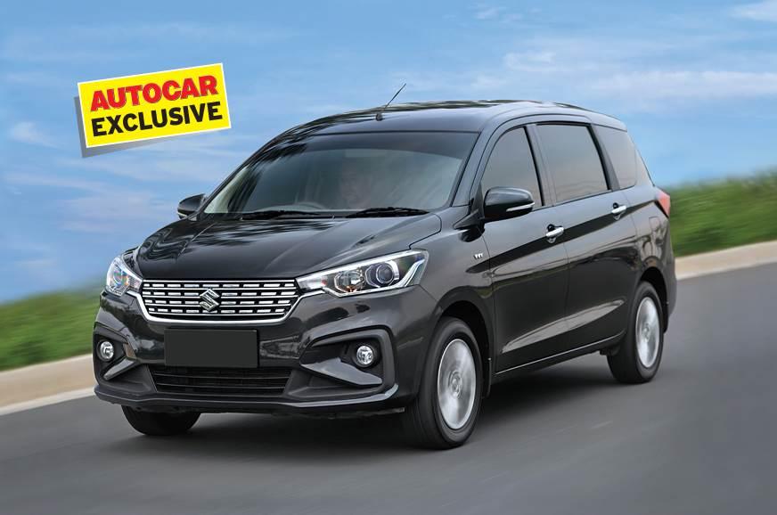 2018 Suzuki Ertiga review, test drive