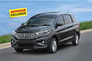 2018 Suzuki Ertiga review, test drive