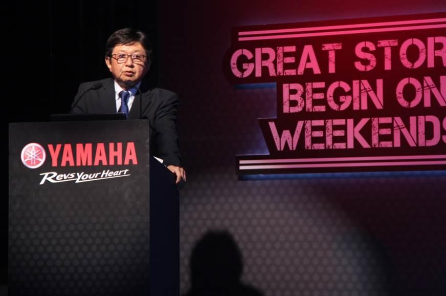 Yasuo Ishihara, Managing Director, Yamaha Motor Research ...