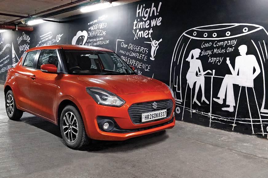 2018 Maruti Suzuki Swift long term review, second report