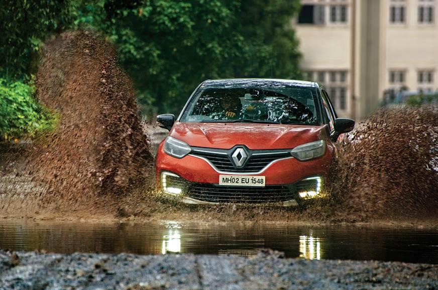 2018 Renault Captur long term review, second report
