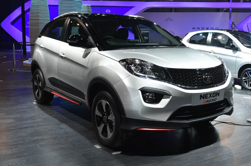 Tata Nexon Aero image used for representational purposes only.