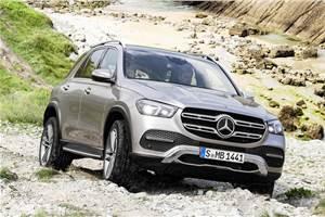 New 2019 Mercedes-Benz GLE SUV revealed