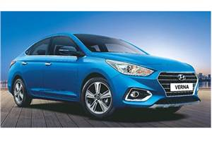 Hyundai Verna anniversary edition revealed