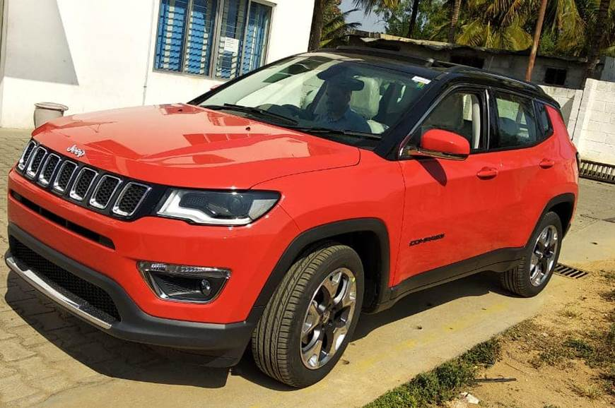 Ford Extended Warranty >> Jeep Compass Limited Plus bookings open - Autocar India