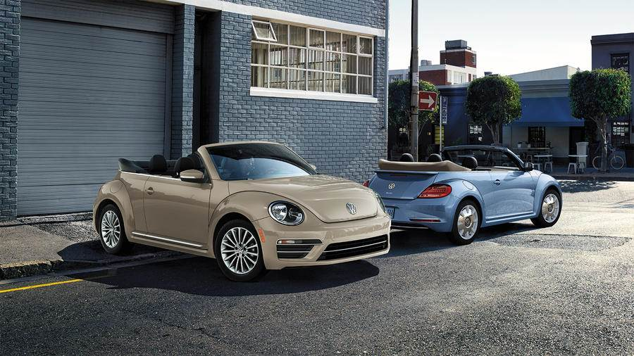 Volkswagen Beetle production to end in 2019