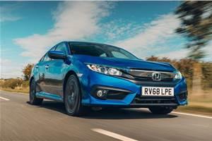 2018 Honda Civic diesel review, test drive