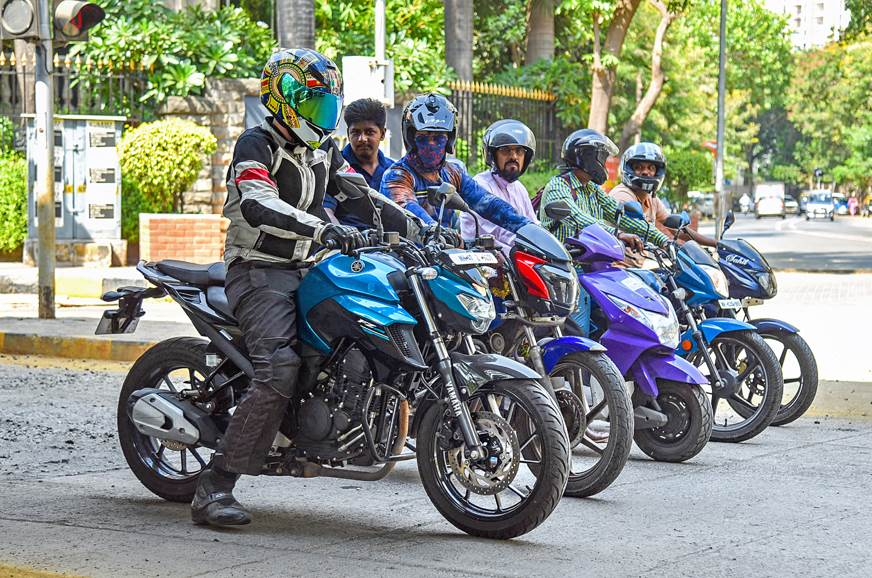 Two-wheelers exempt from odd-even scheme in Delhi