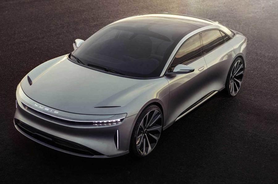 Lucid Motors receives $1 billion investment from Saudi Ar...