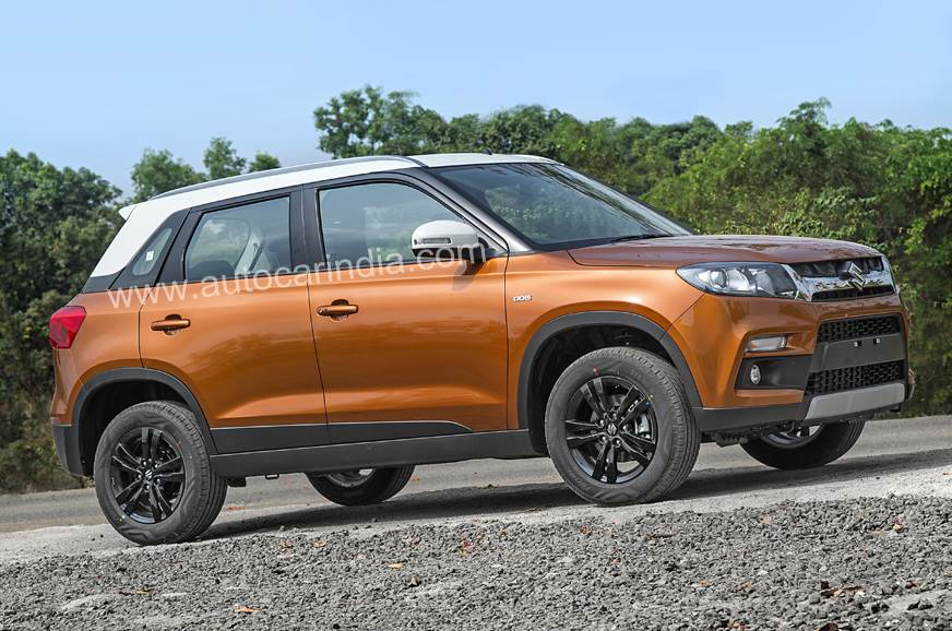 Top 5 SUVs sold in India in August 2018