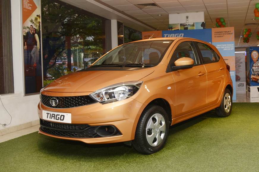 Tata Tiago records highest monthly sales in August 2018