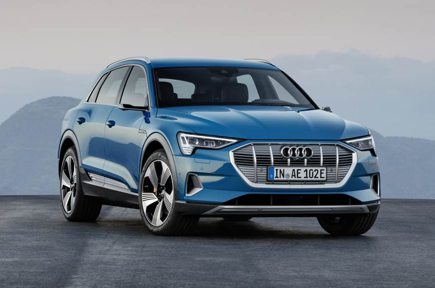 All-electric Audi e-tron slated for India launch in late 2019