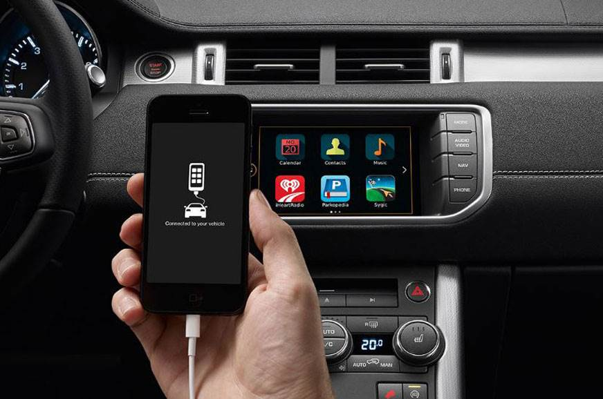 Land Rover range gets updated connectivity features