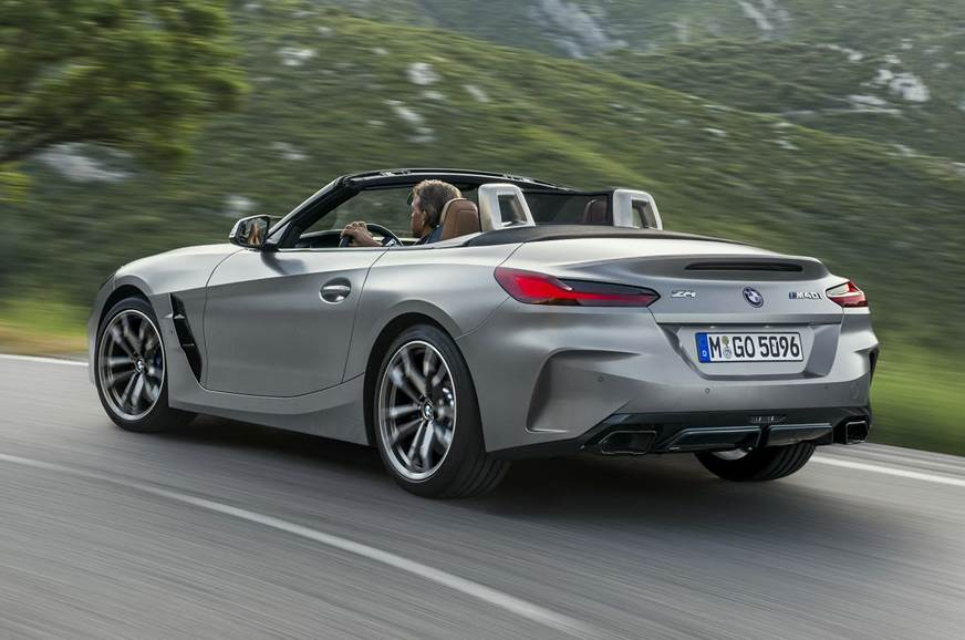Bmw Z4 Beats M2 Benchmark At N 252 Rburgring Autocar India