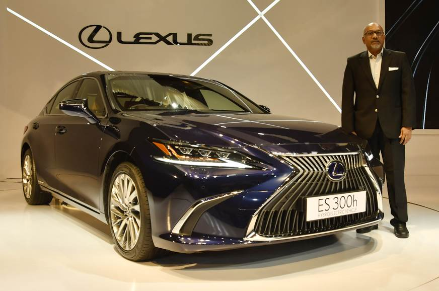 Hybrid tech a draw for 60 percent Lexus customers