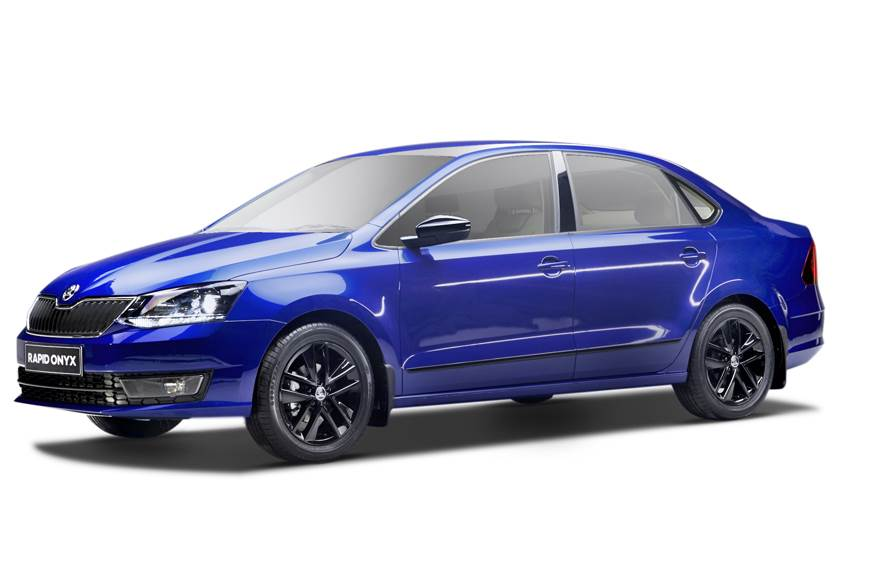 Skoda Rapid Onyx edition launched at Rs 9.75 lakh