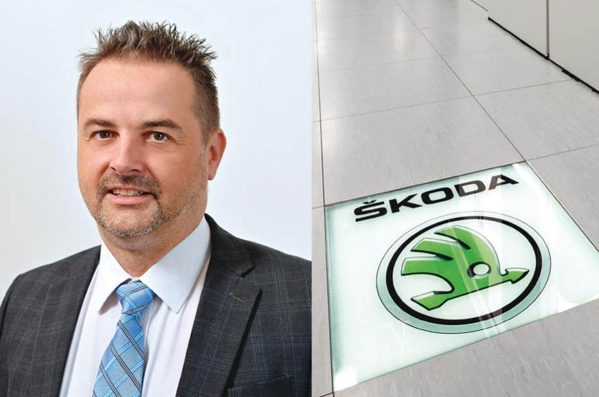 Skoda India appoints Pavel Richter as production technical director