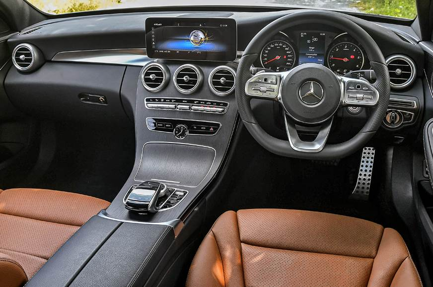 Mercedes has replaced 80 percent of the C-class' electric...