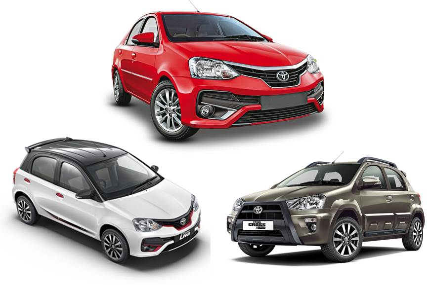 Toyota Etios range crosses 4 lakh sales mark in India