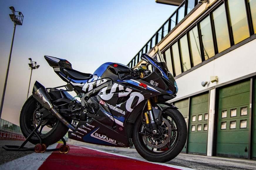 Suzuki GSX-R1000R Ryuyo