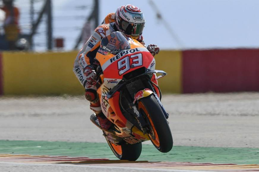 2018 Aragon MotoGP – Marquez back to winning ways
