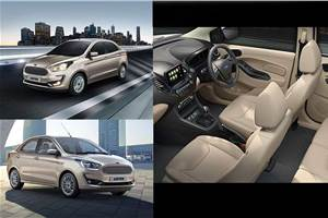 2018 Ford Aspire facelift bookings open