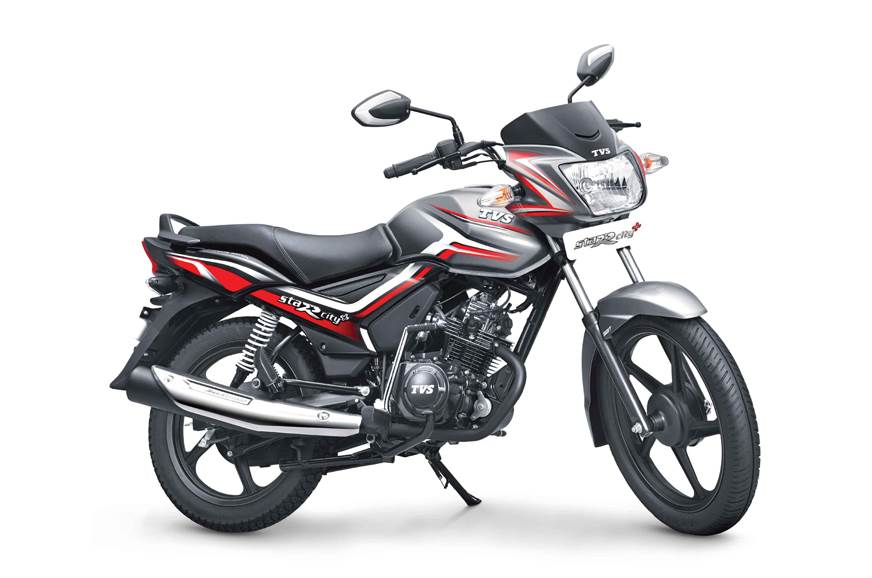 2018 TVS Star City Plus launched at Rs 52,907