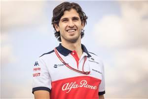 Antonio Giovinazzi to join Sauber F1