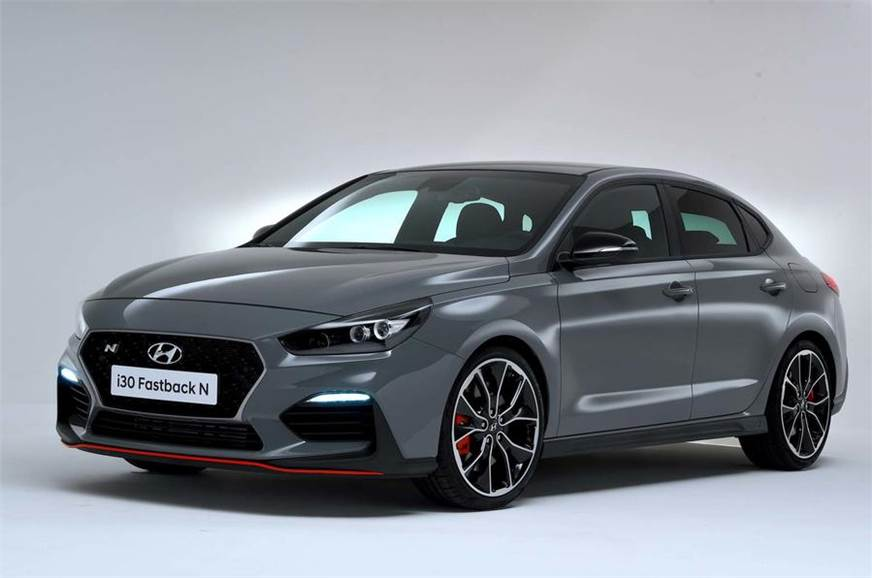 hyundai i30 fastback n revealed autocar india. Black Bedroom Furniture Sets. Home Design Ideas