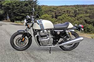 2018 Royal Enfield Continental GT 650 review, test ride
