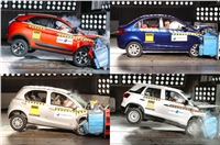 India's safest cars under Rs 10 lakh as rated by GNCAP