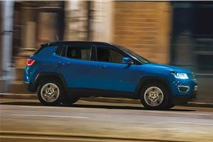 2018 Jeep Compass long term review, third report