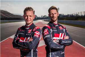 Grosjean and Magnussen to continue racing for Haas F1
