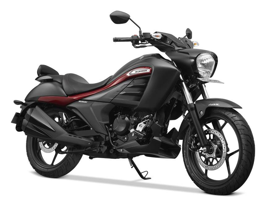 2018 Suzuki Intruder SP launched in India