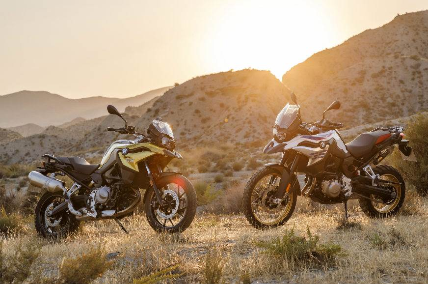 2018 BMW F 750 GS, F 850 GS launched in India