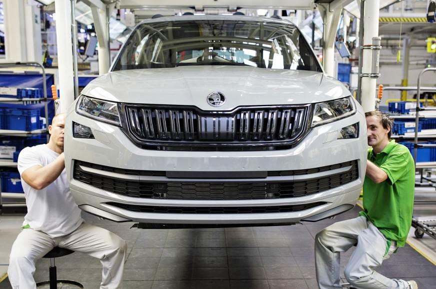 Skoda rolls out 2,50,000th Kodiaq SUV