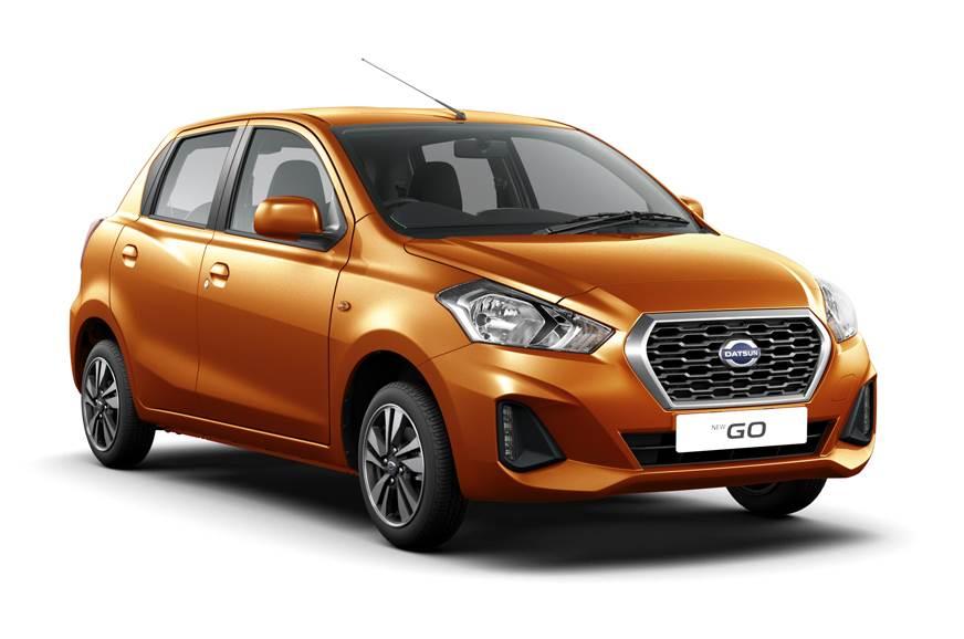 India-spec Datsun Go, Go+ facelift revealed