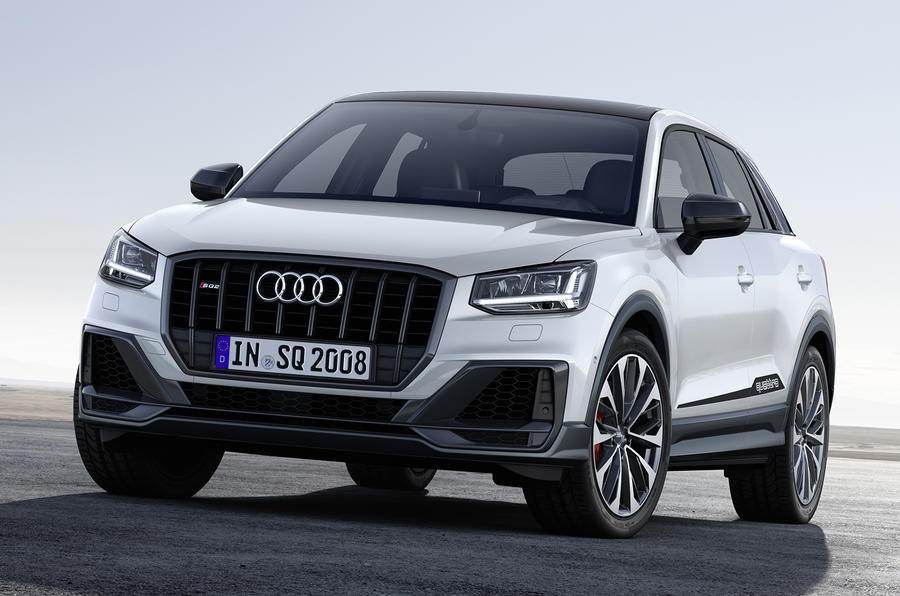 Audi SQ2 SUV unveiled ahead of Paris debut