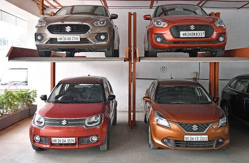 Maruti Suzuki registers flat sales in September
