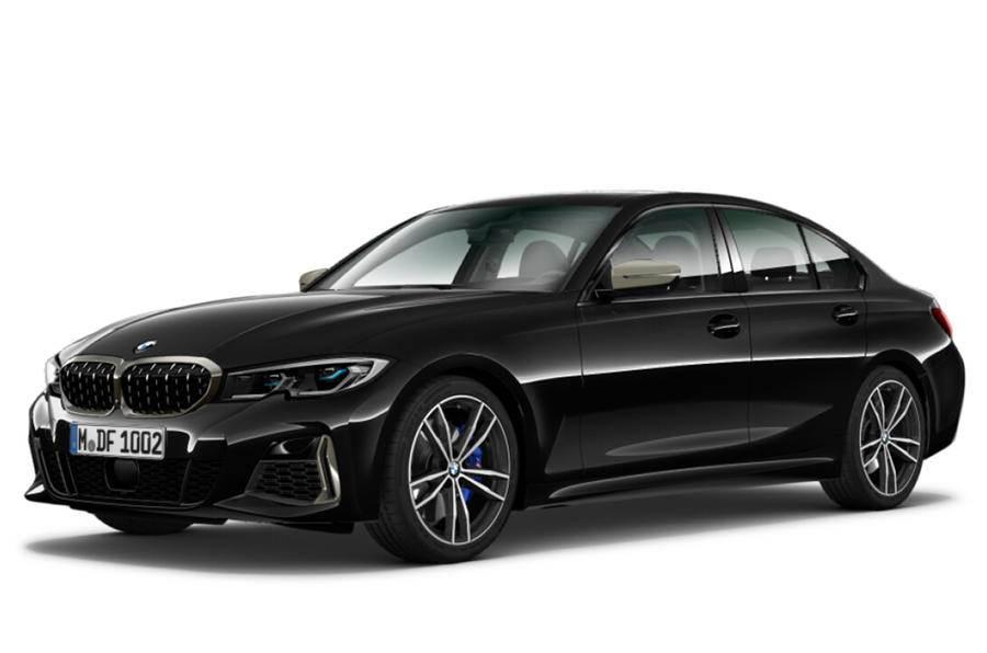 2019 BMW 3-series leaked
