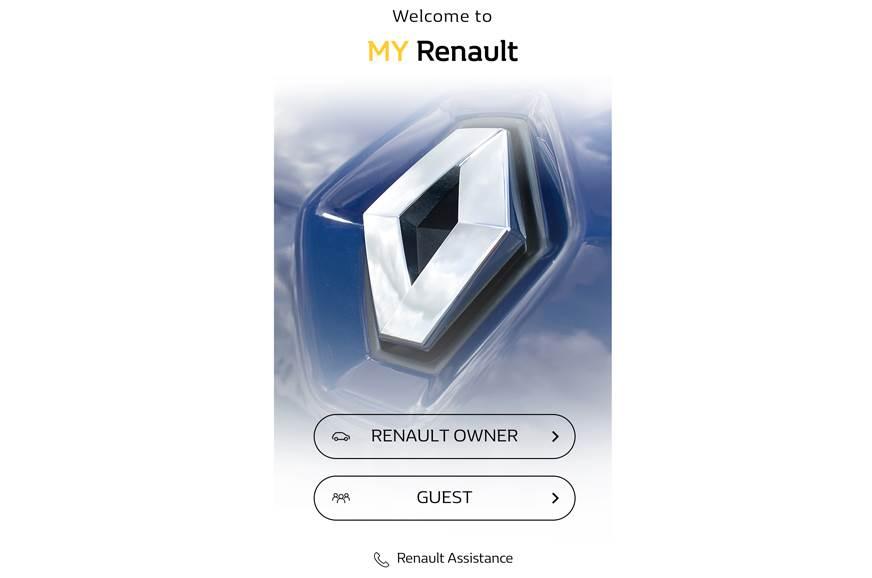 Renault updates My Renault app