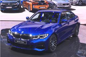 2019 BMW 3-series unveiled