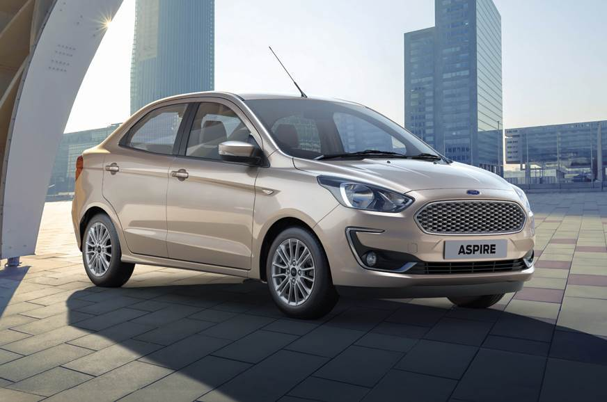 Ford Aspire facelift engine details, features revealed