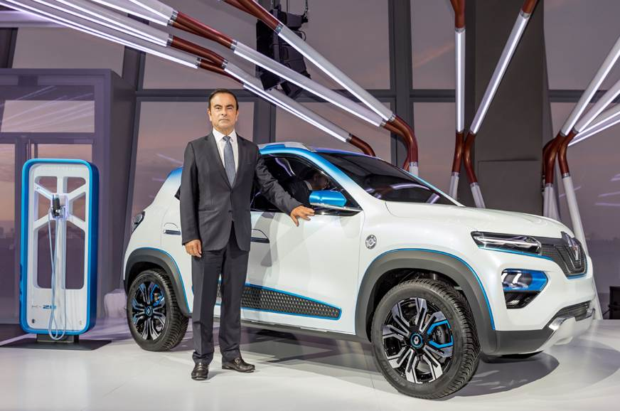 Renault: Kwid EV logical for India but not imminent
