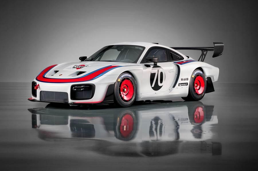Special-edition Porsche 935 race car revealed